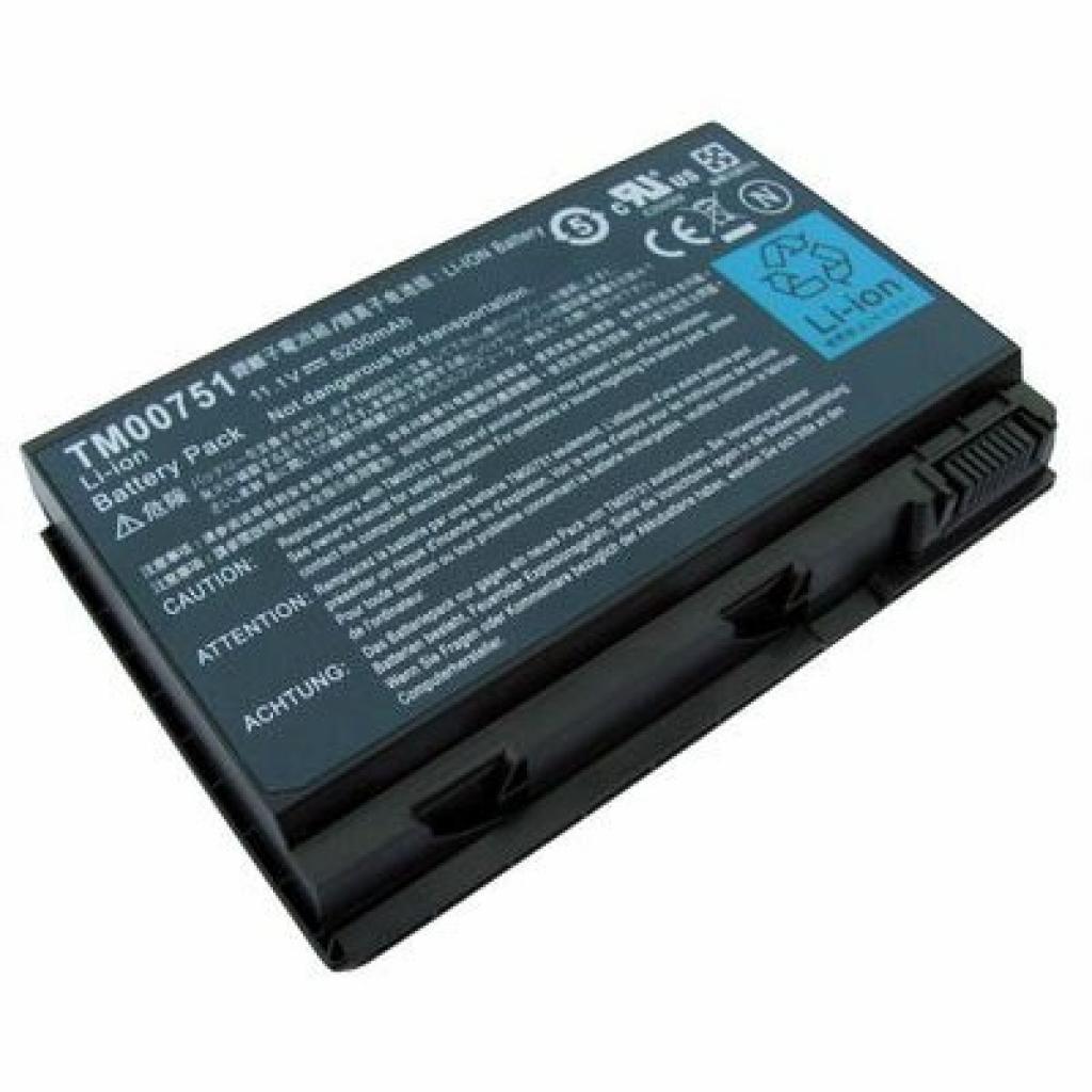 Аккумулятор для ноутбука Acer Extensa 5210 Series Cerus (12748)