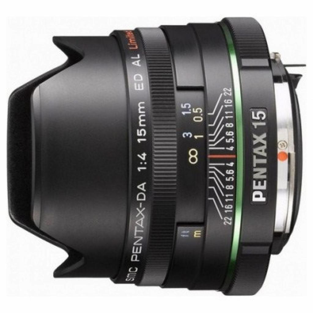 Объектив SMC DA 15mm f/4 ED AL Limited Pentax (21800)