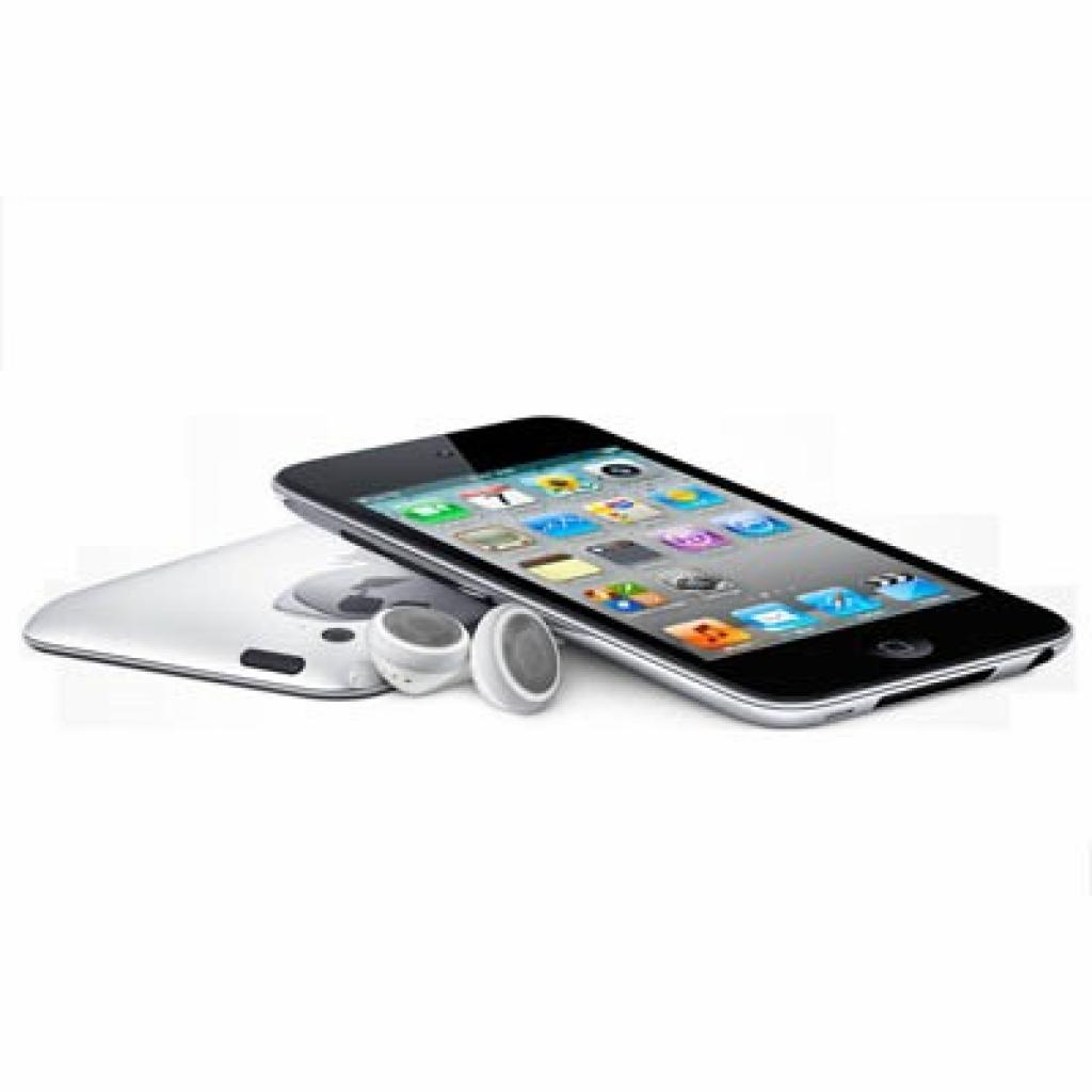mp3 плеер Apple iPod Touch 4Gen 32GB Black (MC544RP/A) изображение 2