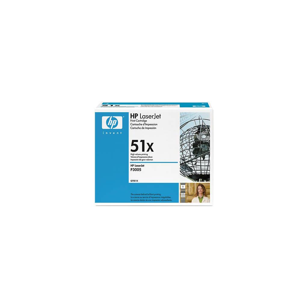 Картридж HP LJ P3005/ M3027/ M3035 (Q7551X)