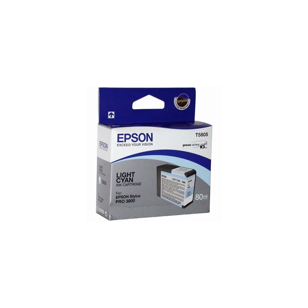 Картридж EPSON St Pro 3800 light cyan (C13T580500)