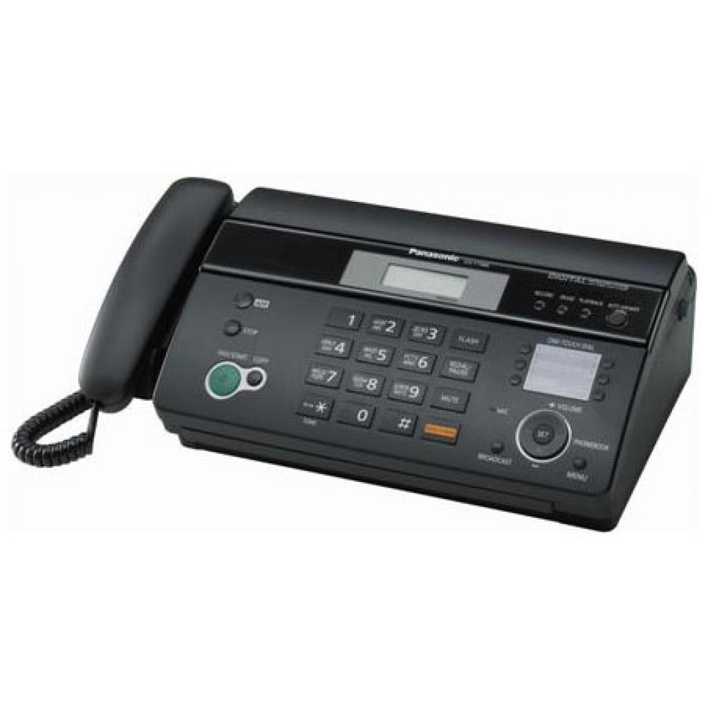 Факсимильный аппарат PANASONIC KX-FT988UA-B