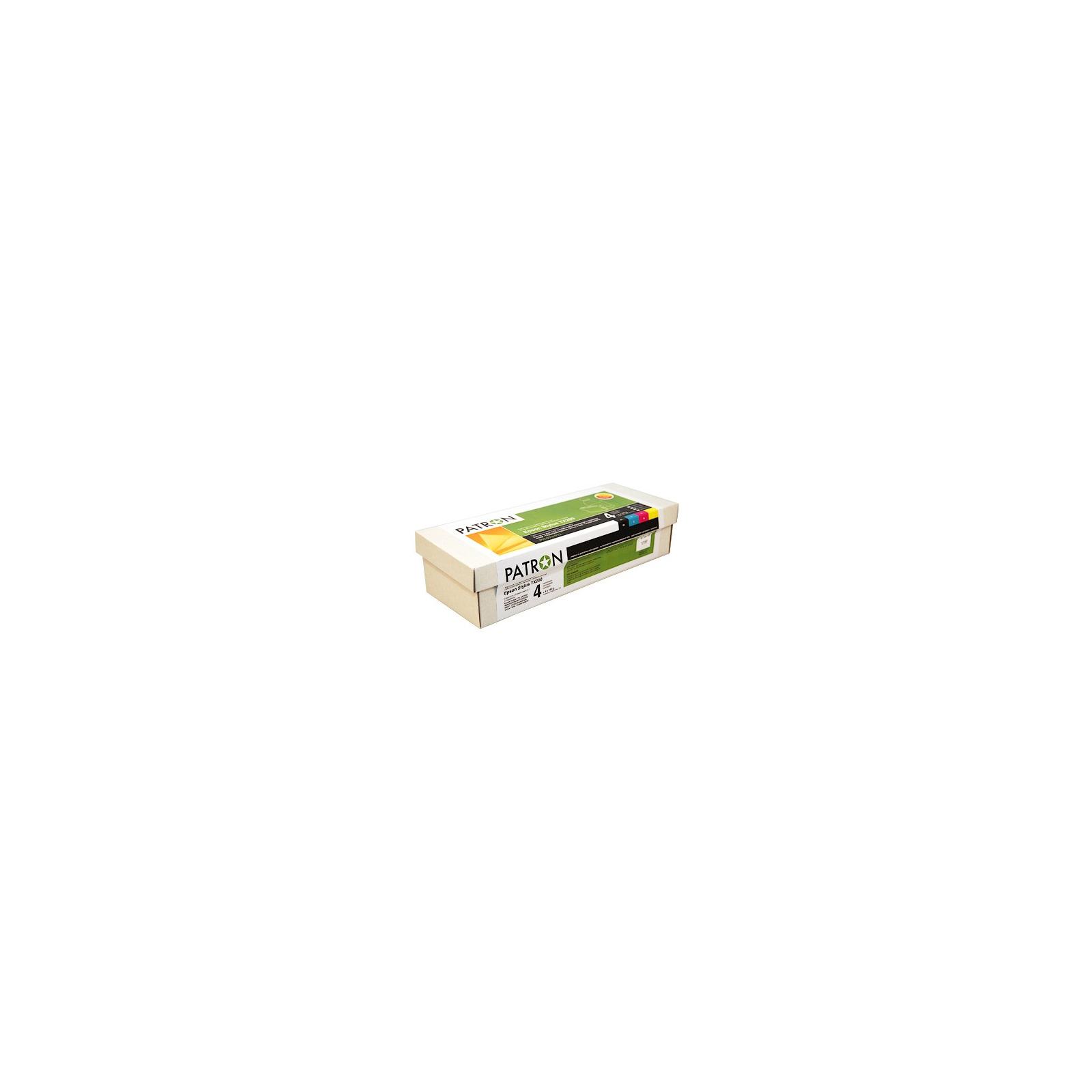 Комплект перезаправляемых картриджей PATRON Epson C79/TX200/TX209/TX400/TX409 (CIR-PN-ET073-012)