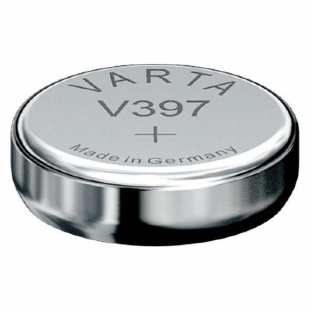 Батарейка Varta V 397 WATCH (397101111)