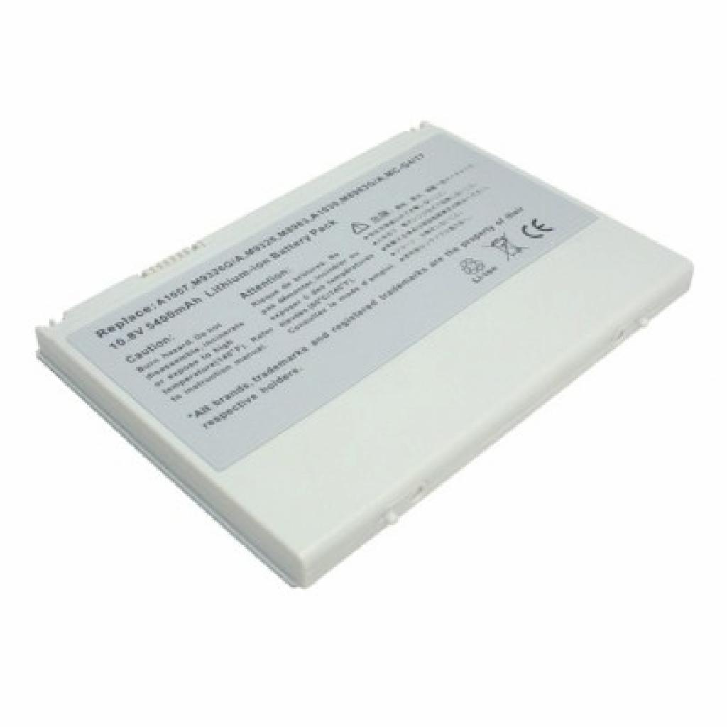Аккумулятор для ноутбука Apple A1057 PowerBook G4 17-inch BatteryExpert (A1057 L 54)