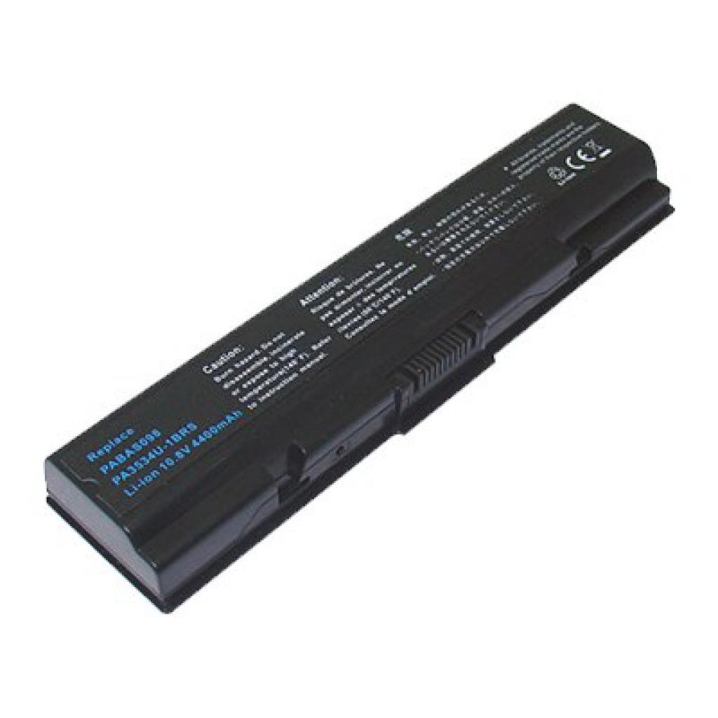 Аккумулятор для ноутбука Toshiba PA3534U Satellite A200 BatteryExpert (PA3534U L 78)