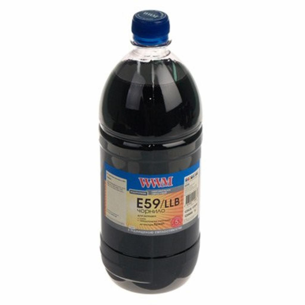 Чернила WWM EPSON StPro 7700/9700//R2400LLBlack (E59/LLB-3)