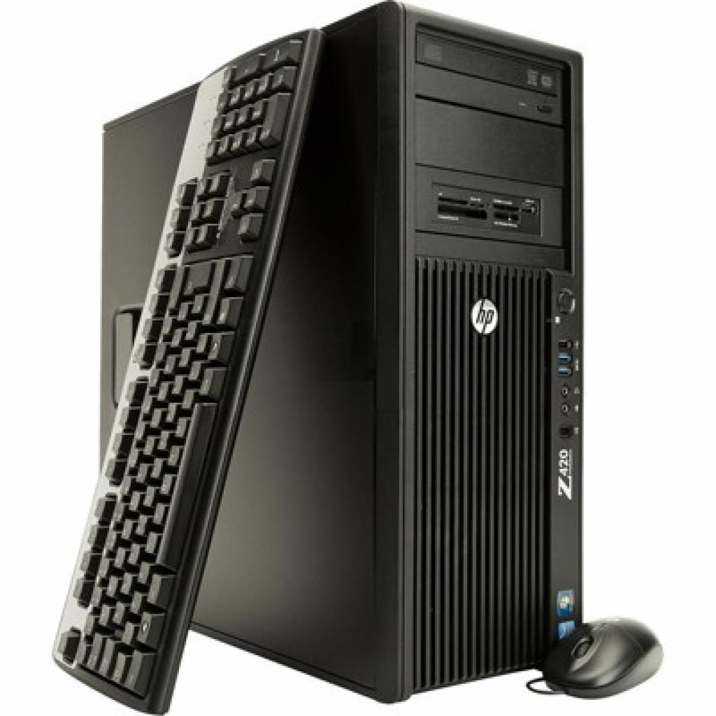 Компьютер HP Z220 CMT (WM461EA)