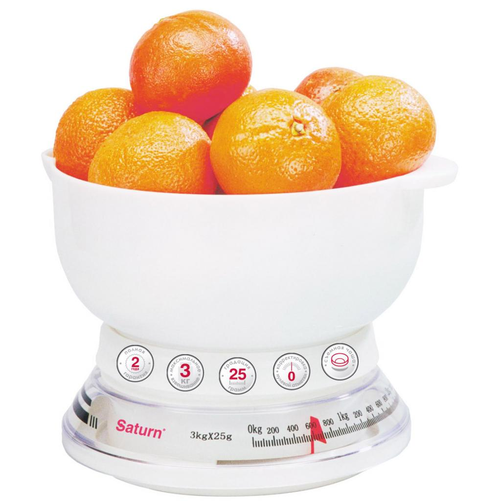 Весы кухонные SATURN ST-KS1235