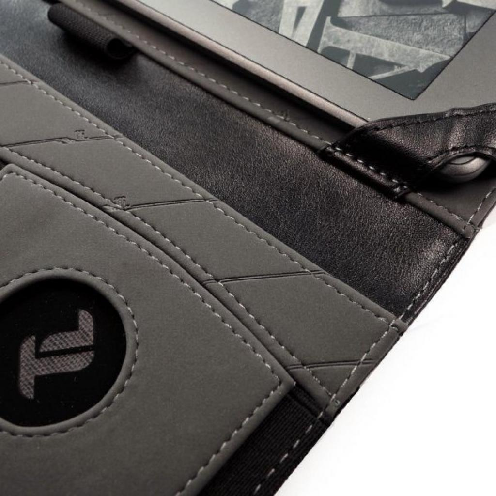 Чехол для электронной книги Tuff-Luv 6 Embrace Plus Leather Napa Black (A10_40) изображение 4