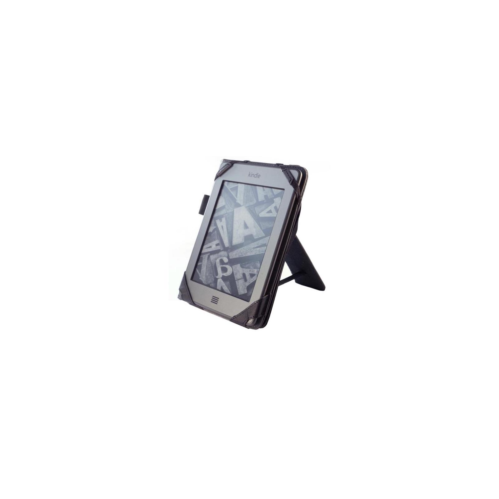 Чехол для электронной книги Tuff-Luv 6 Embrace Plus Leather Napa Black (A10_40) изображение 5