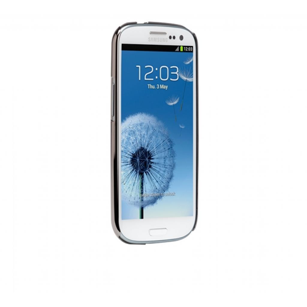 Чехол для моб. телефона Case-Mate для Samsung Galaxy SIII BT metallic silver (CM021148) изображение 2