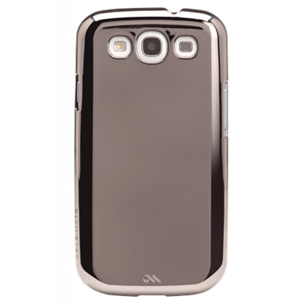 Чехол для моб. телефона Case-Mate для Samsung Galaxy SIII BT metallic silver (CM021148) изображение 3