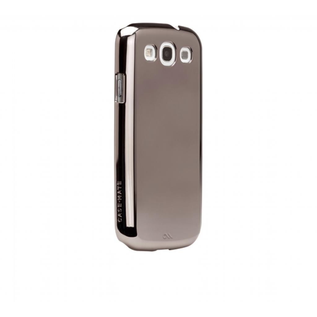 Чехол для моб. телефона Case-Mate для Samsung Galaxy SIII BT metallic silver (CM021148)