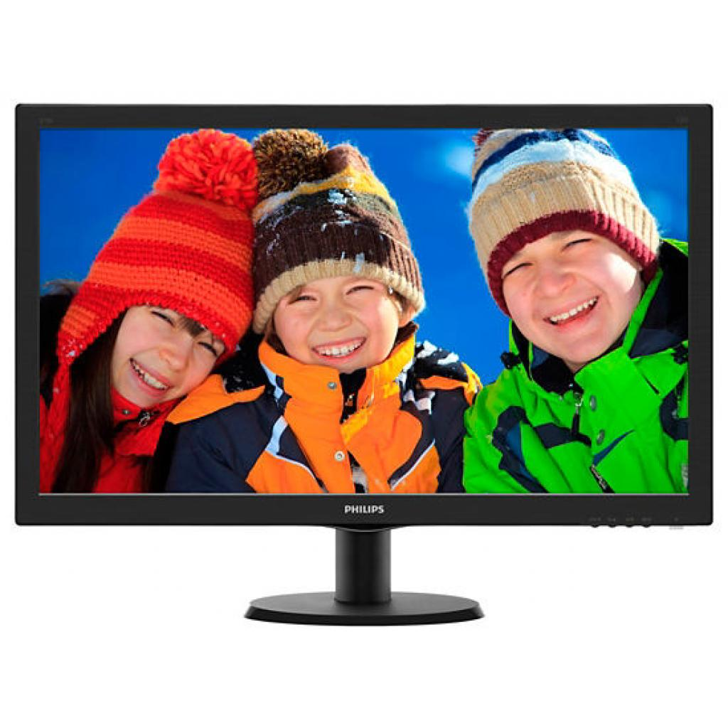 Монитор PHILIPS 243V5LSB/00 /01