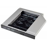 Фрейм-переходник Grand-X HDD 2.5'' to notebook ODD SATA/mSATA HDC-25 (HDC-25)