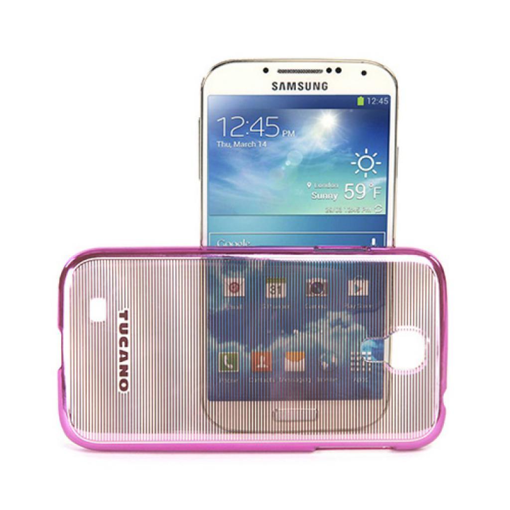 Чехол для моб. телефона Tucano для Samsung Galaxy S4 /Plesse/Fusica (SG4PL-F) изображение 3