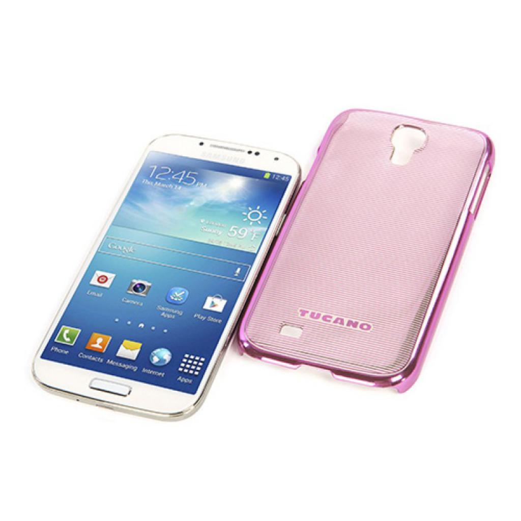 Чехол для моб. телефона Tucano для Samsung Galaxy S4 /Plesse/Fusica (SG4PL-F) изображение 5