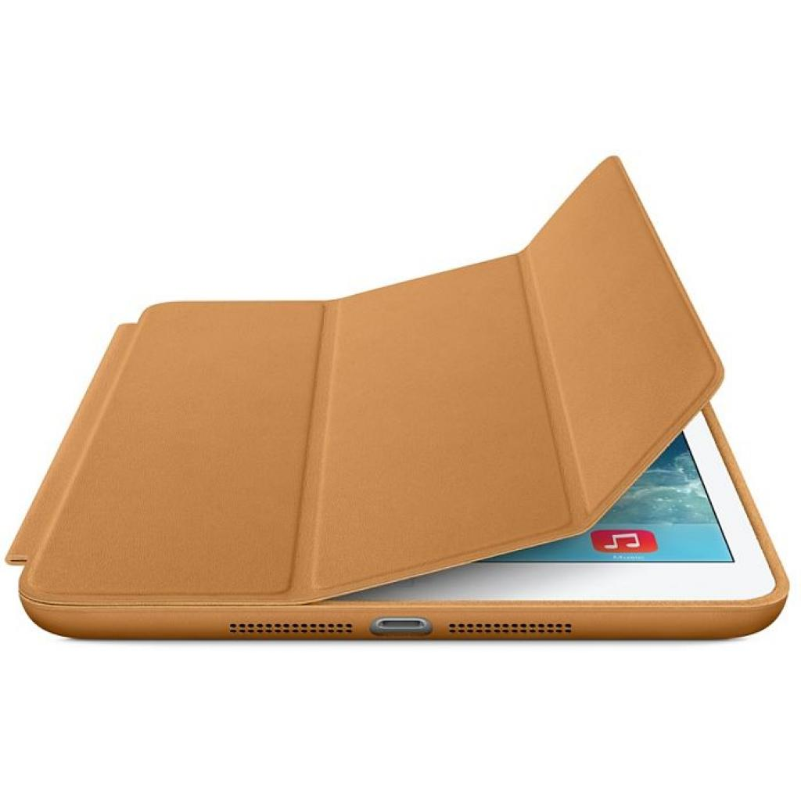 Чехол для планшета Apple Smart Case для iPad mini /brown (ME706ZM/A) изображение 3