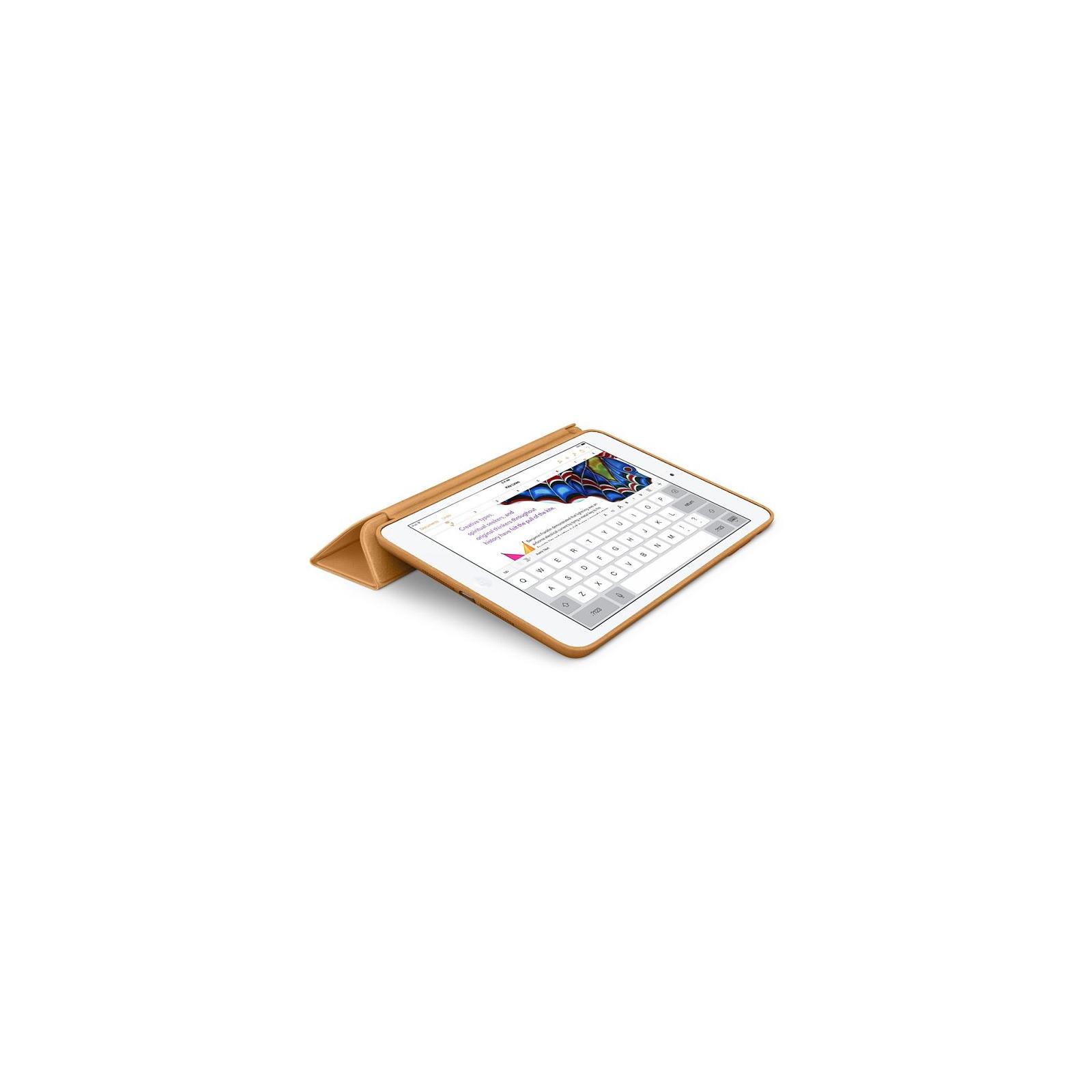 Чехол для планшета Apple Smart Case для iPad mini /brown (ME706ZM/A) изображение 4