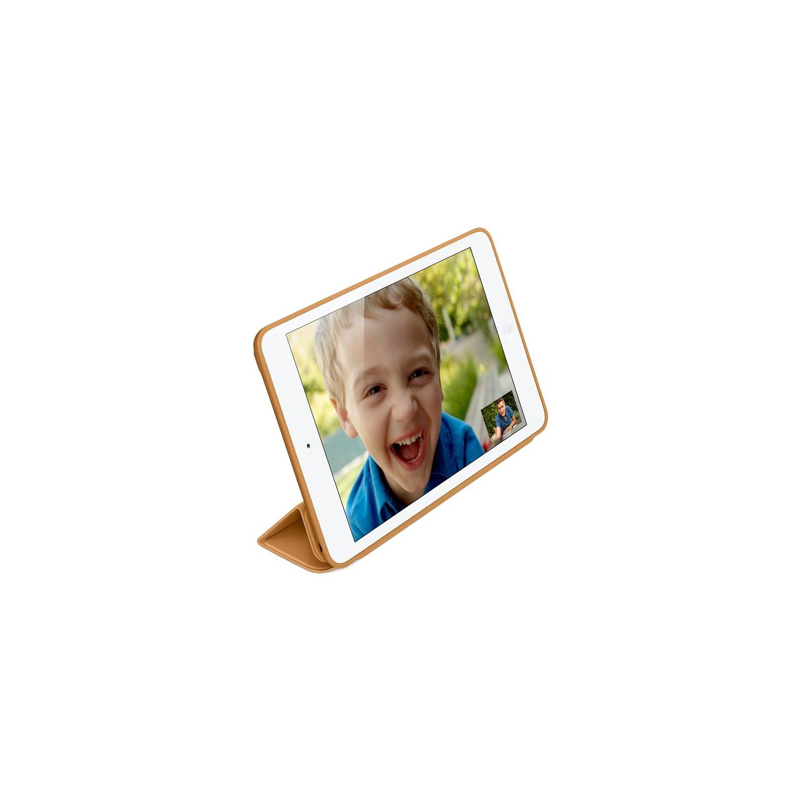 Чехол для планшета Apple Smart Case для iPad mini /brown (ME706ZM/A) изображение 5