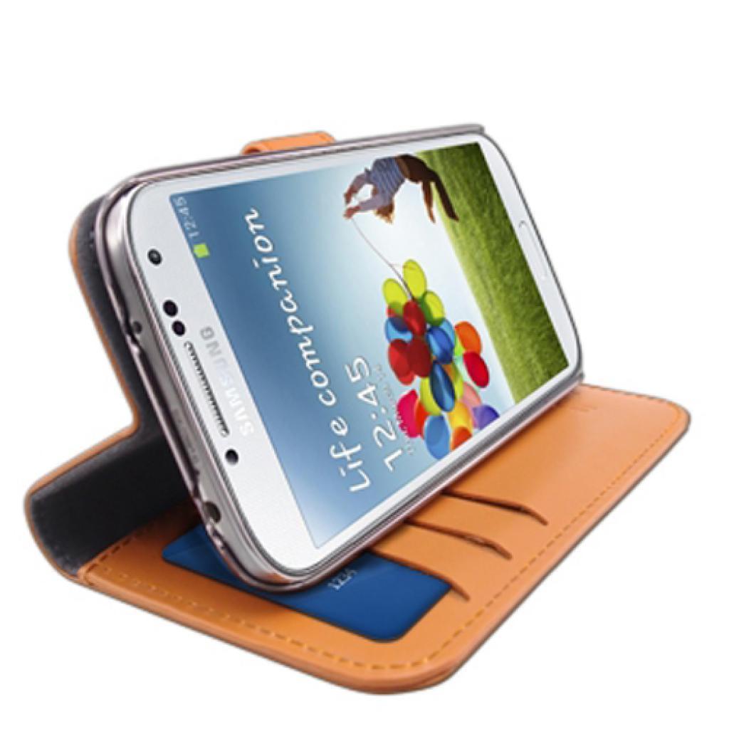 Чехол для моб. телефона ODOYO GALAXY S4 CHROME WALLET LEATHER SANDYYELLOW (PH615SY) изображение 3
