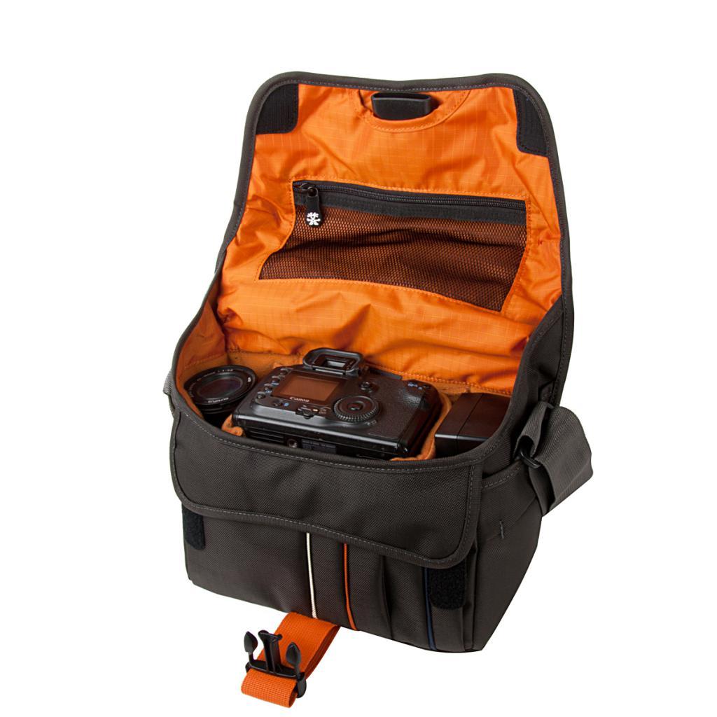 Фото-сумка Crumpler Jackpack 4000 (grey_black) (JP4000-005) изображение 2