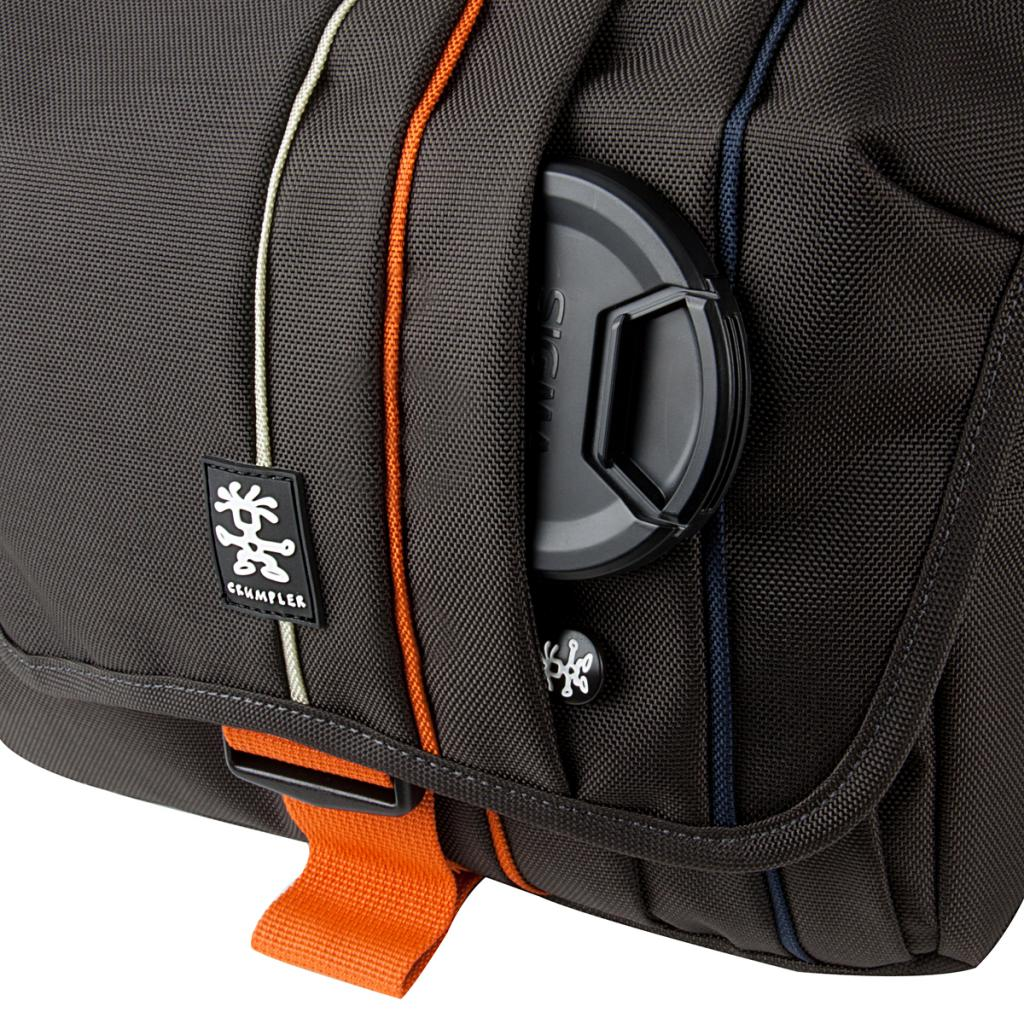Фото-сумка Crumpler Jackpack 4000 (grey_black) (JP4000-005) изображение 4