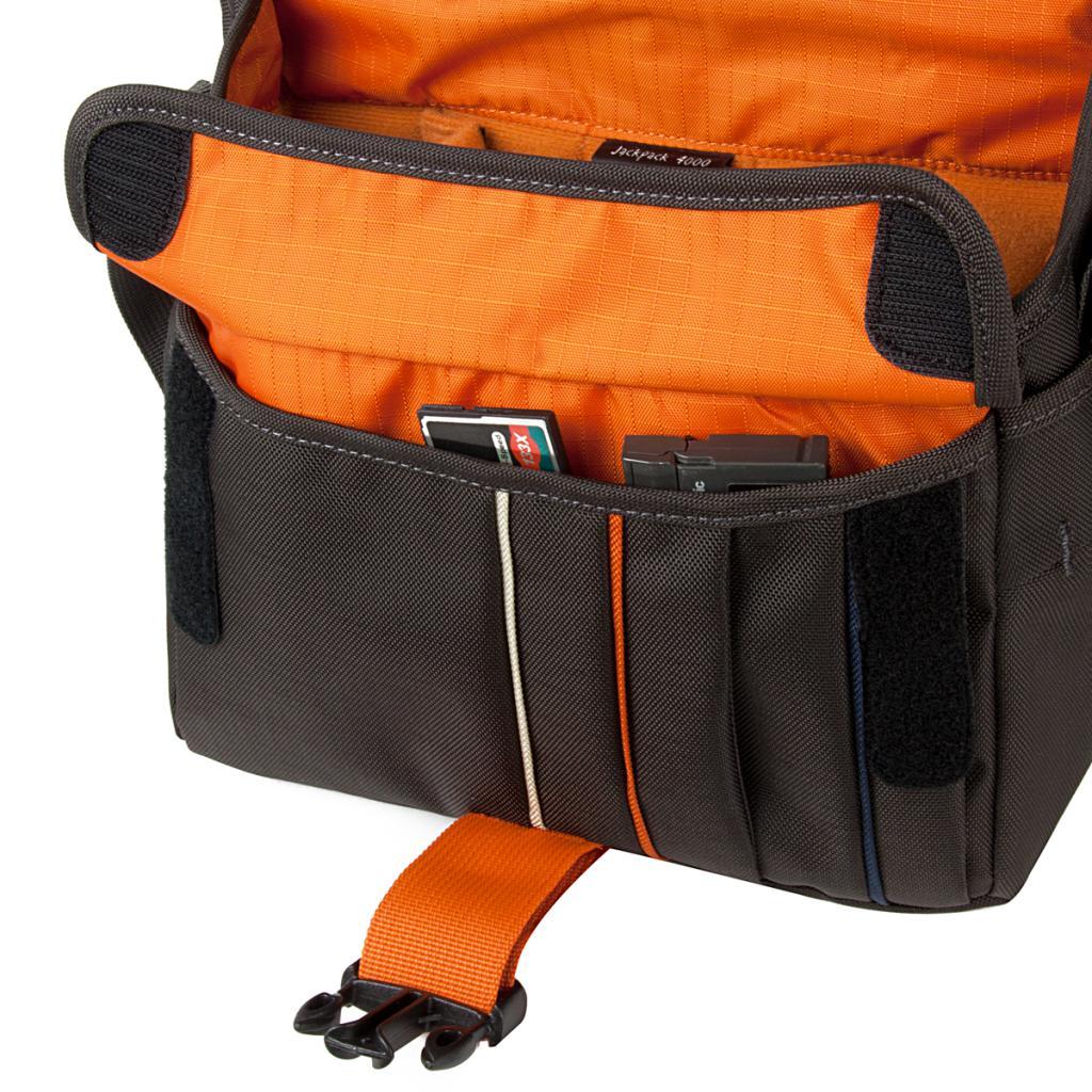 Фото-сумка Crumpler Jackpack 4000 (grey_black) (JP4000-005) изображение 5