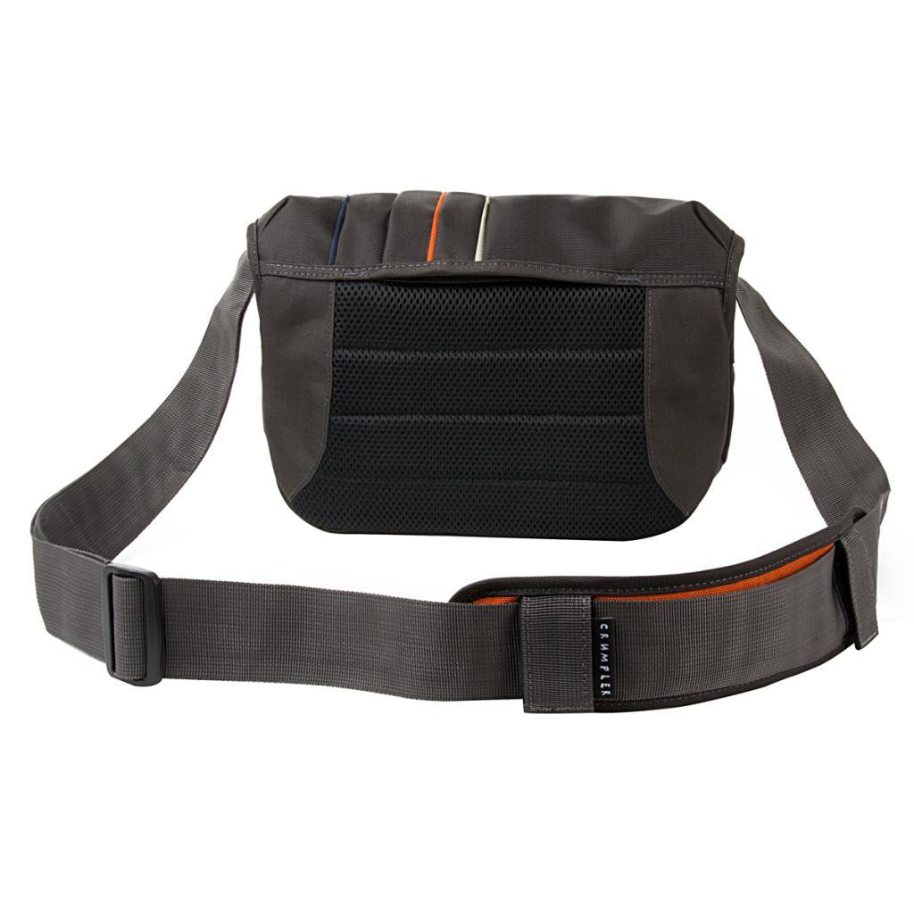 Фото-сумка Crumpler Jackpack 4000 (grey_black) (JP4000-005) изображение 7