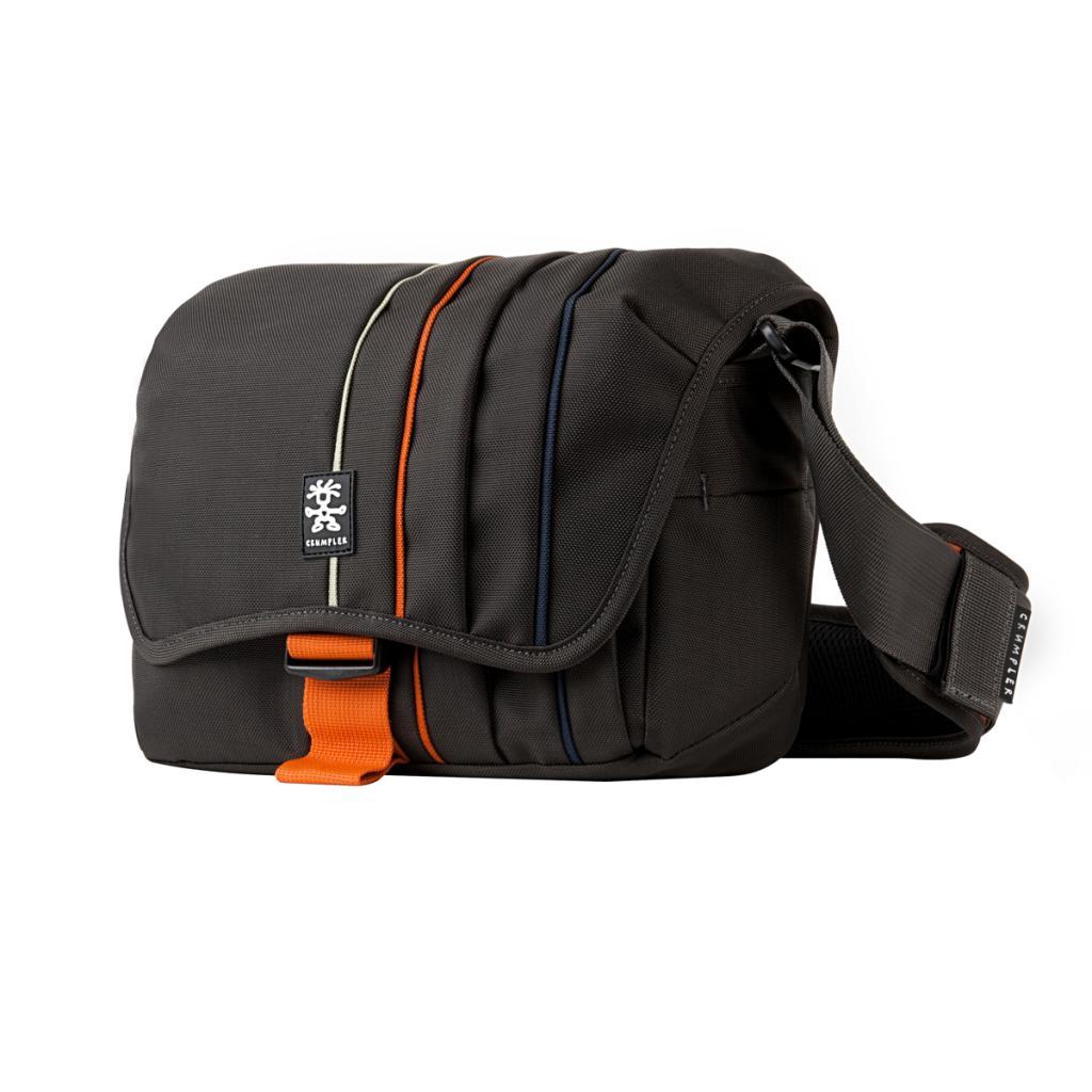 Фото-сумка Crumpler Jackpack 4000 (grey_black) (JP4000-005) изображение 8