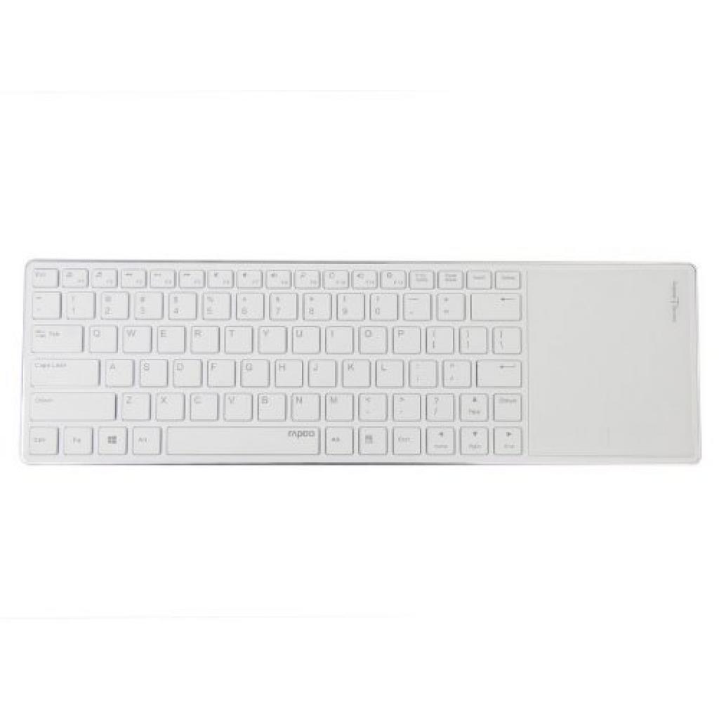 Клавиатура Rapoo E6700 bluetooth White изображение 2