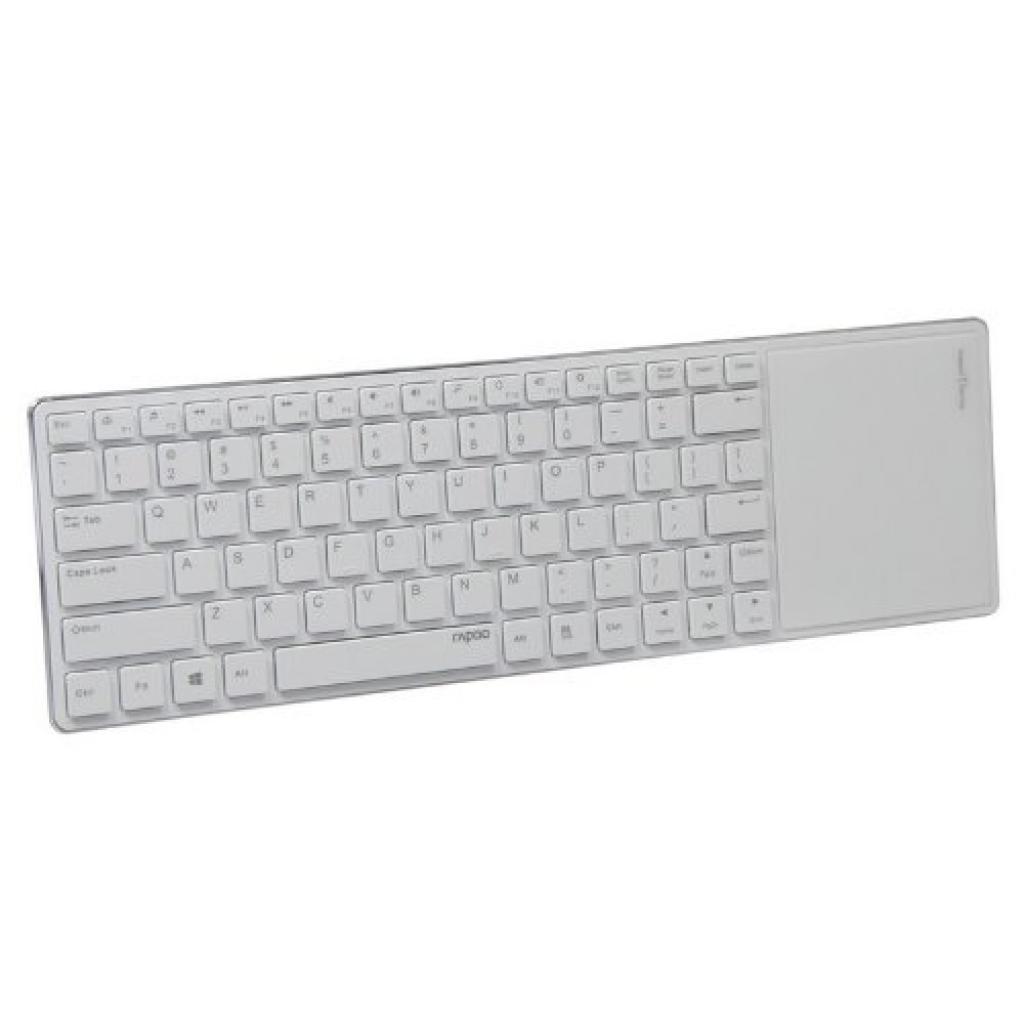 Клавиатура Rapoo E6700 bluetooth White изображение 3