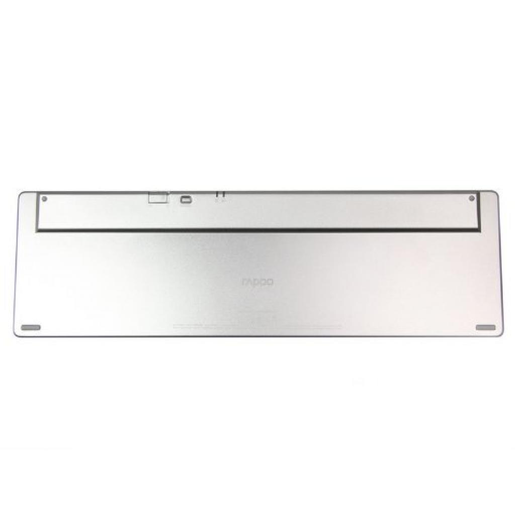 Клавиатура Rapoo E6700 bluetooth White изображение 5