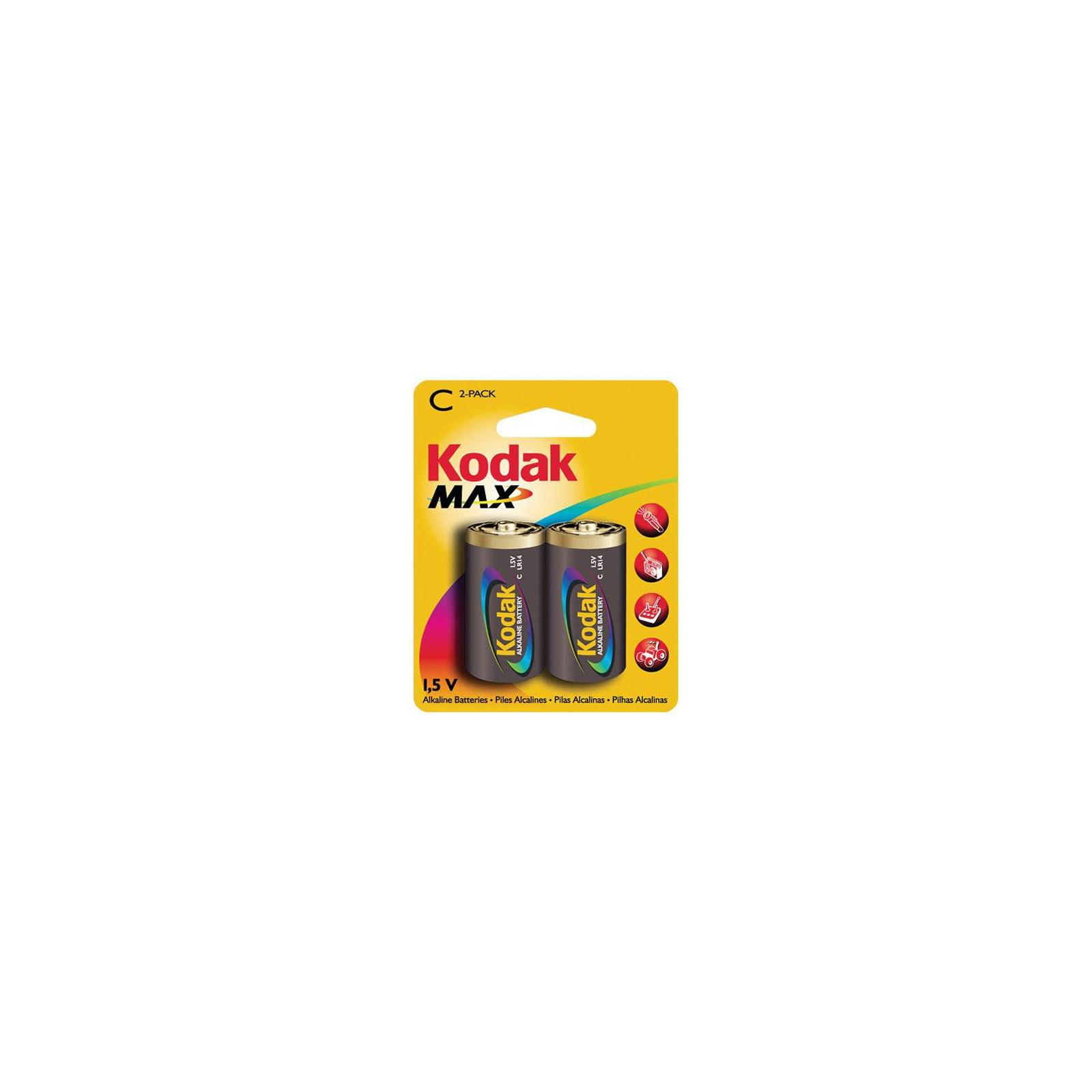 Батарейка Kodak LR14 KODAK MAX * 2 (30952836)