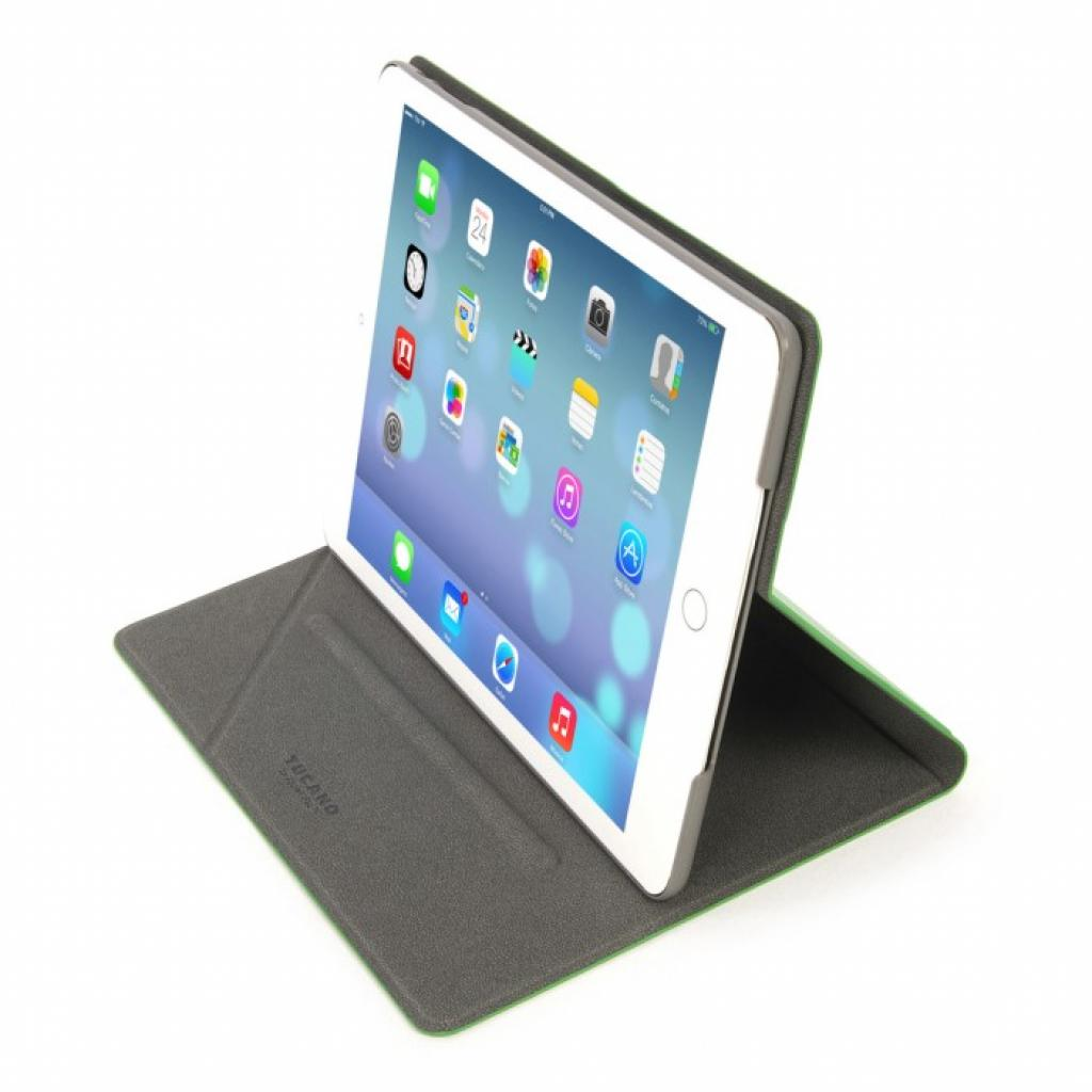 Чехол для планшета Tucano iPad Air Angolo Green (IPD5AN-V) изображение 3