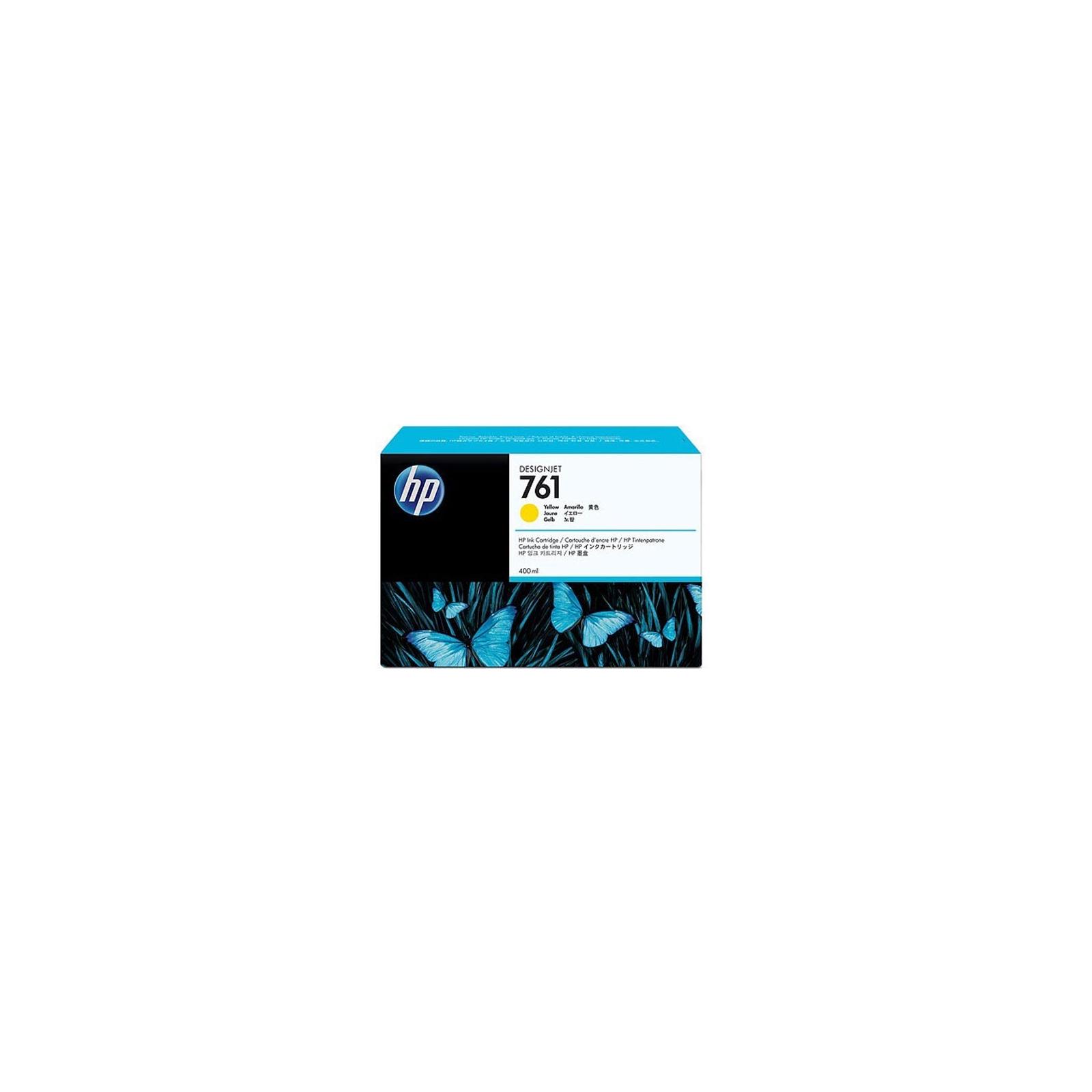 Картридж HP DJ No.761 DesignJet T7100 yellow (CM992A)