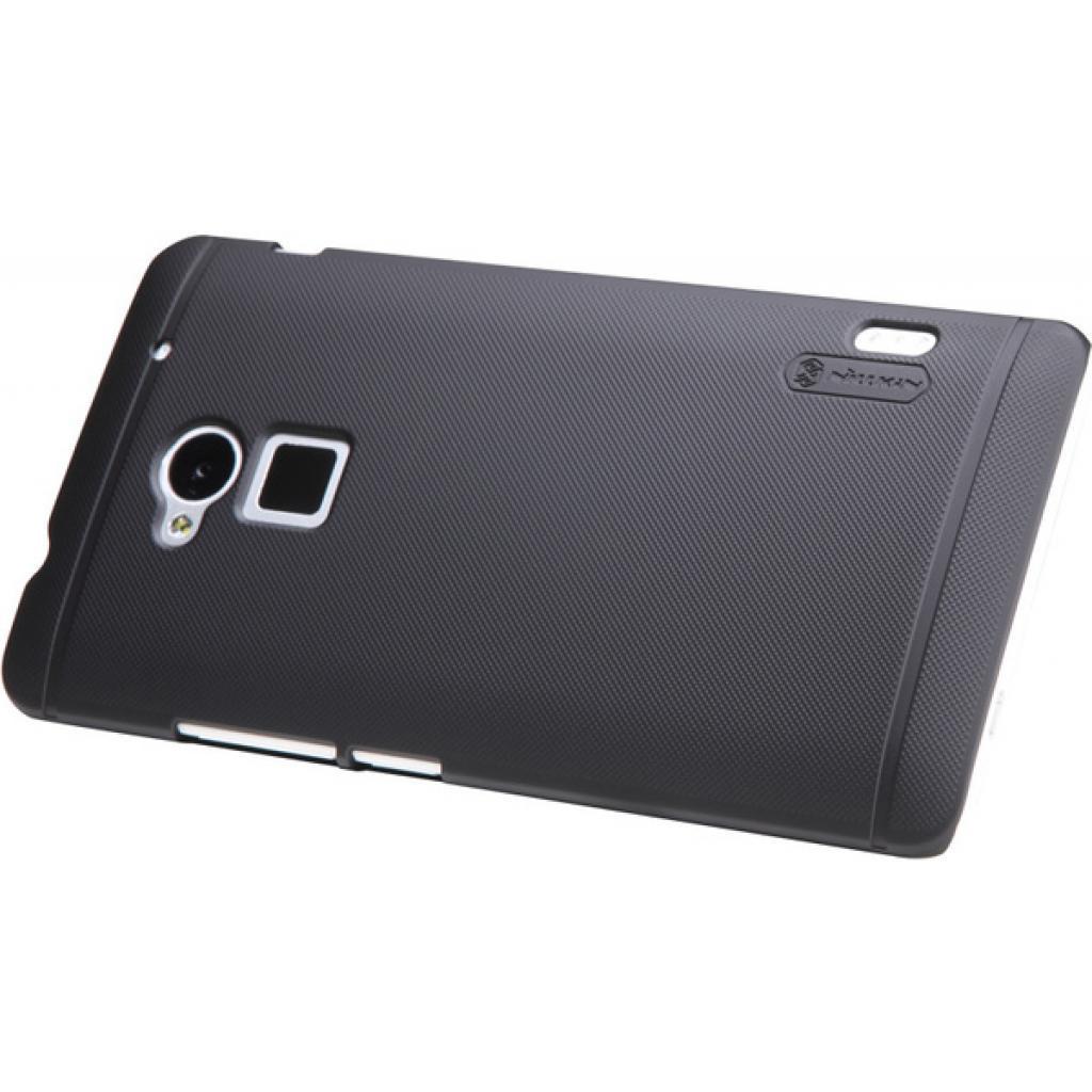 Чехол для моб. телефона NILLKIN для HTC ONE Max /Super Frosted Shield/Black (6104554) изображение 3