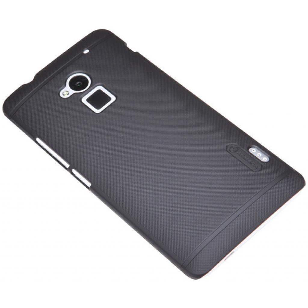 Чехол для моб. телефона NILLKIN для HTC ONE Max /Super Frosted Shield/Black (6104554) изображение 4