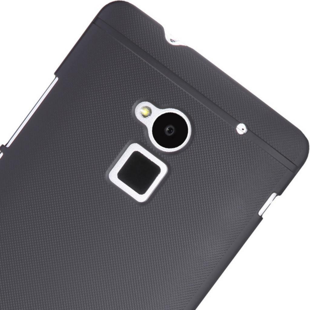 Чехол для моб. телефона NILLKIN для HTC ONE Max /Super Frosted Shield/Black (6104554) изображение 5