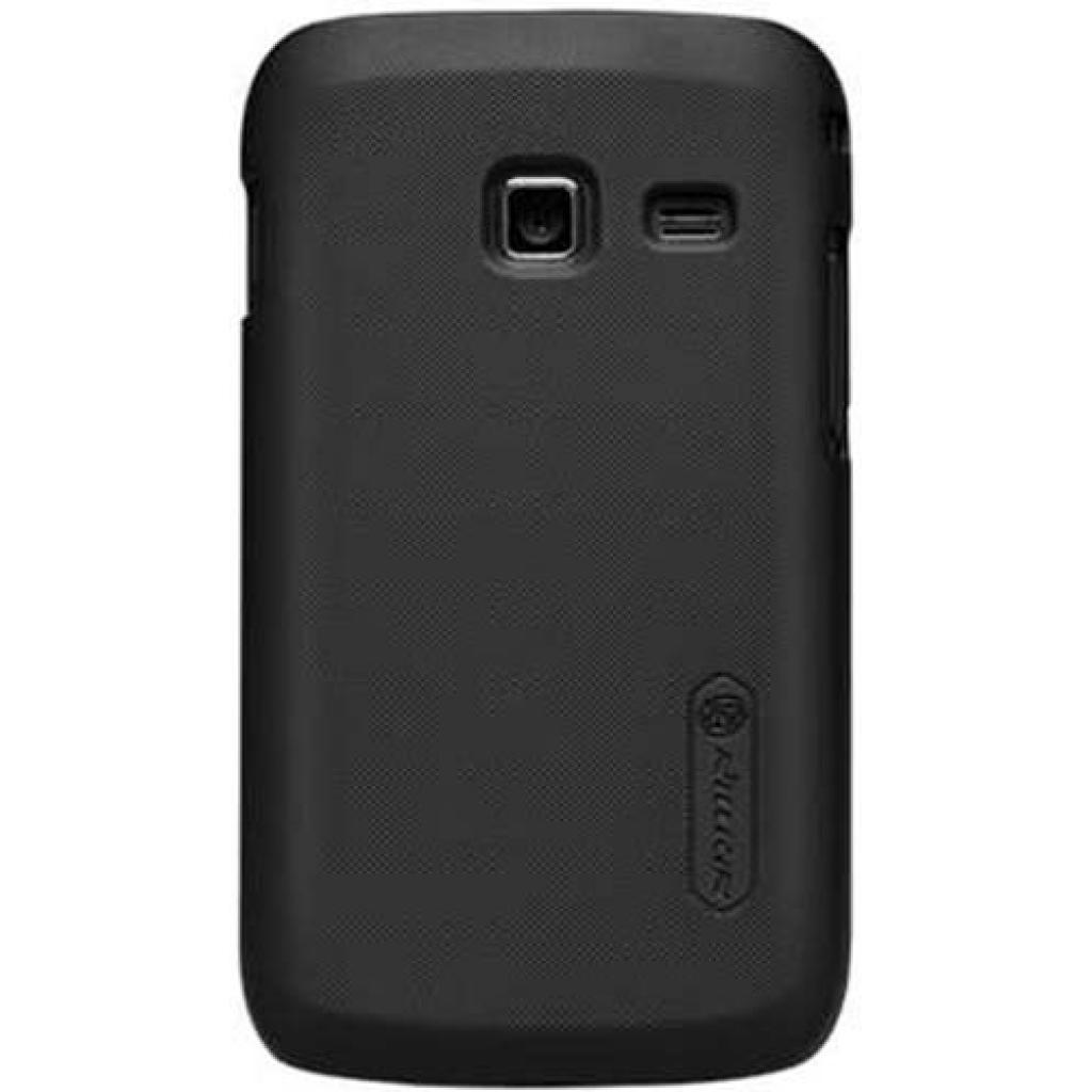 Чехол для моб. телефона NILLKIN для Samsung S6102 /Super Frosted Shield/Black (6065895)
