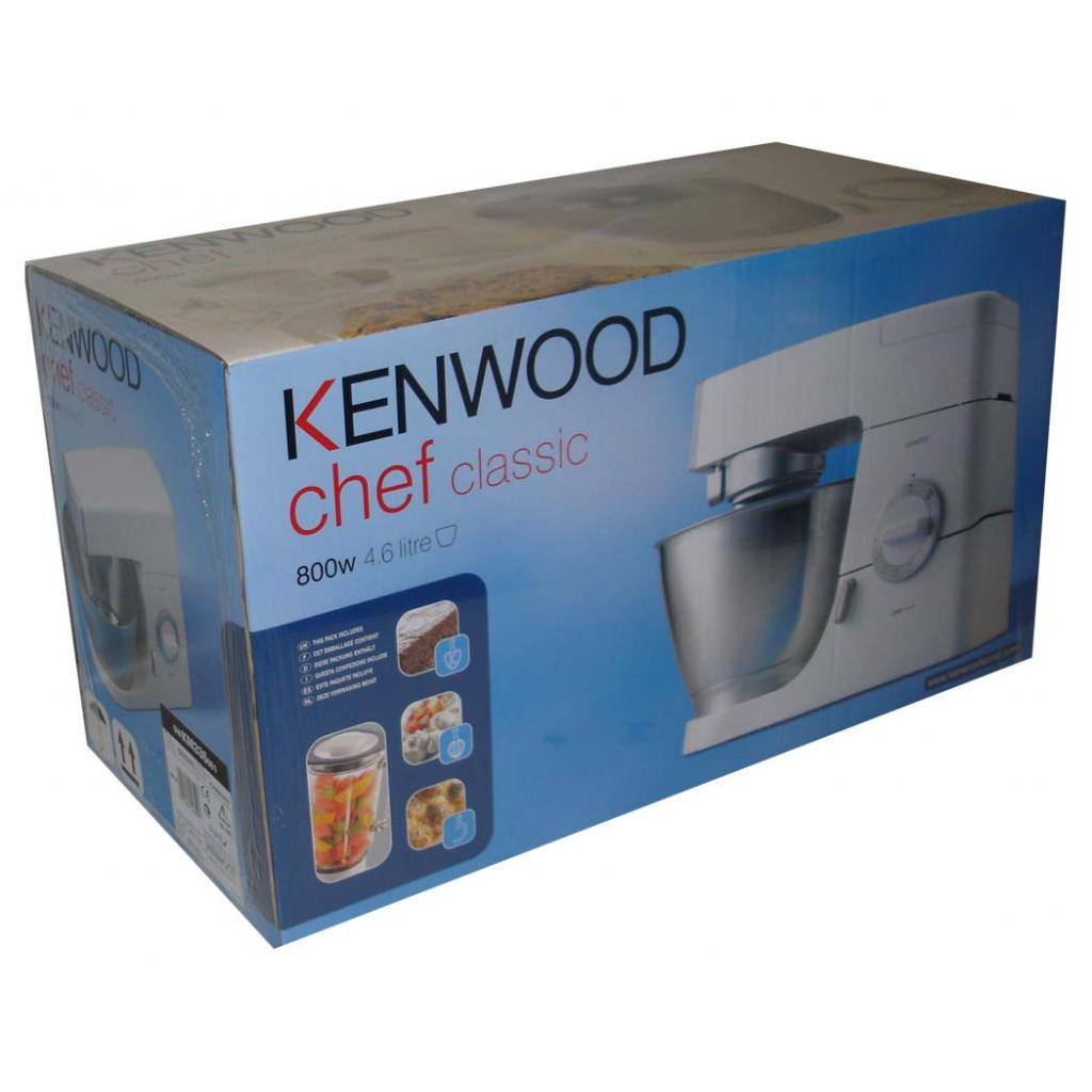 Кухонный комбайн KENWOOD KM 336 (KM336) изображение 3