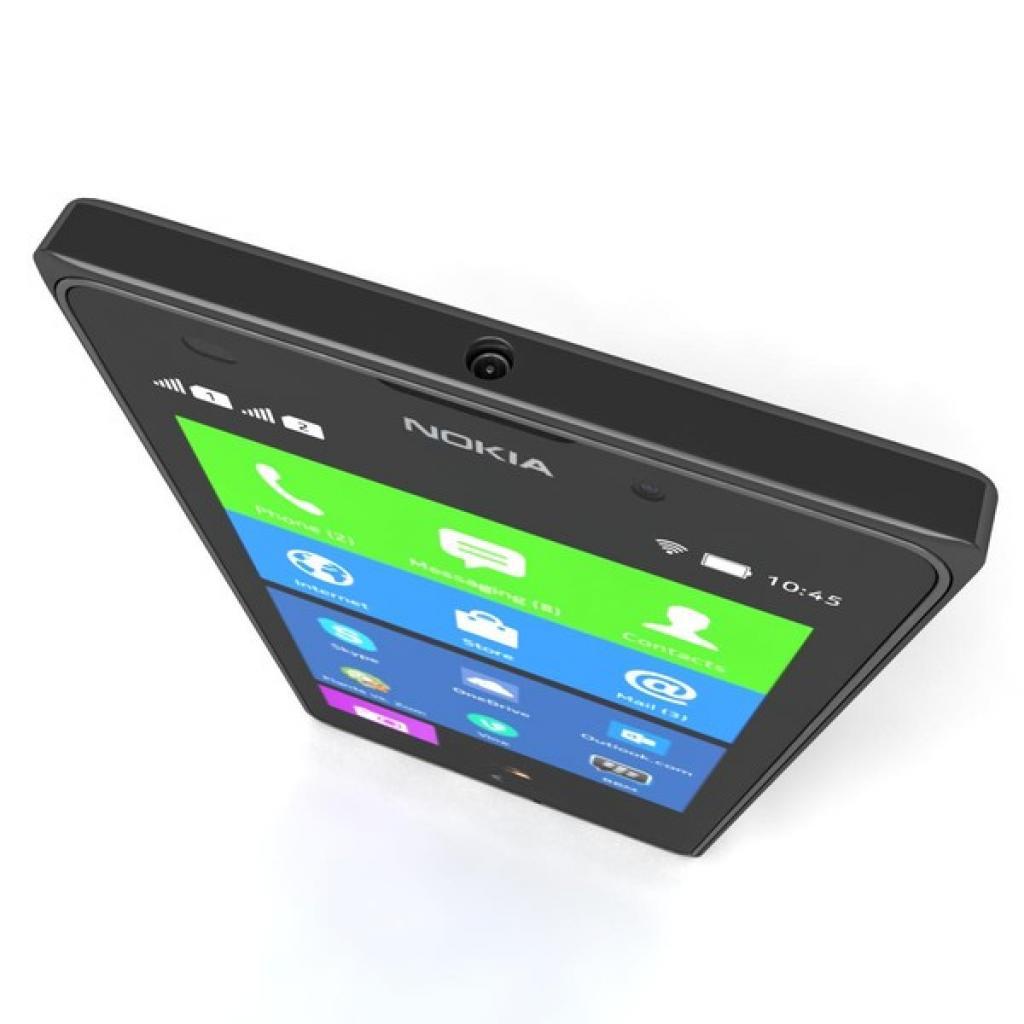 Мобильный телефон Nokia XL DS Black (A00018643) изображение 5