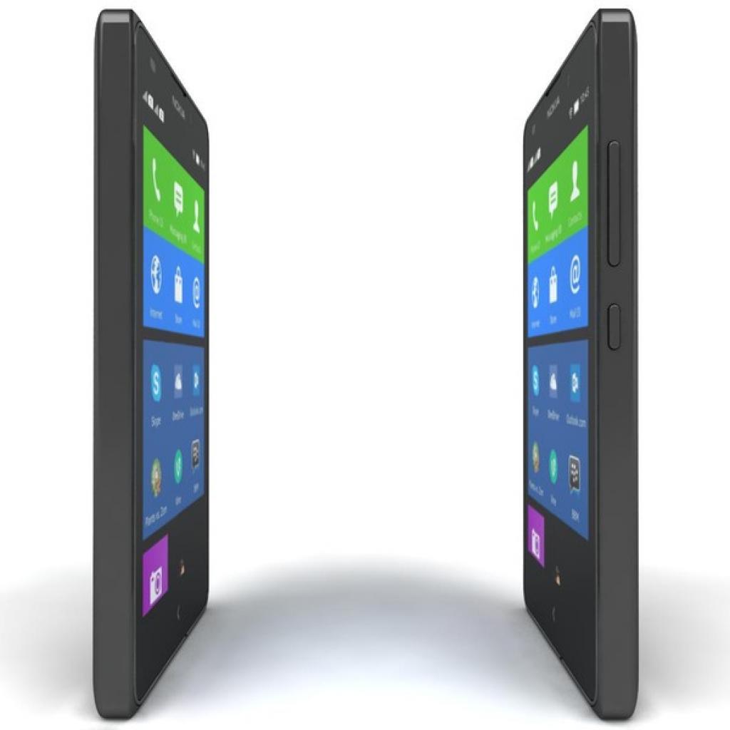 Мобильный телефон Nokia XL DS Black (A00018643) изображение 9