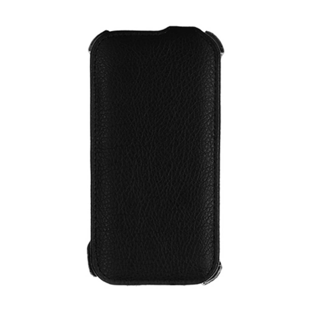 Чехол для моб. телефона для Lenovo A516 (Black) Lux-flip Vellini (211459)