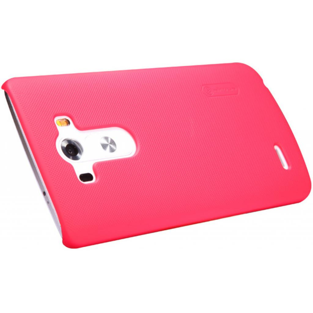 Чехол для моб. телефона NILLKIN для LG Optimus GIII /Super Frosted Shield/Red (6154946) изображение 2