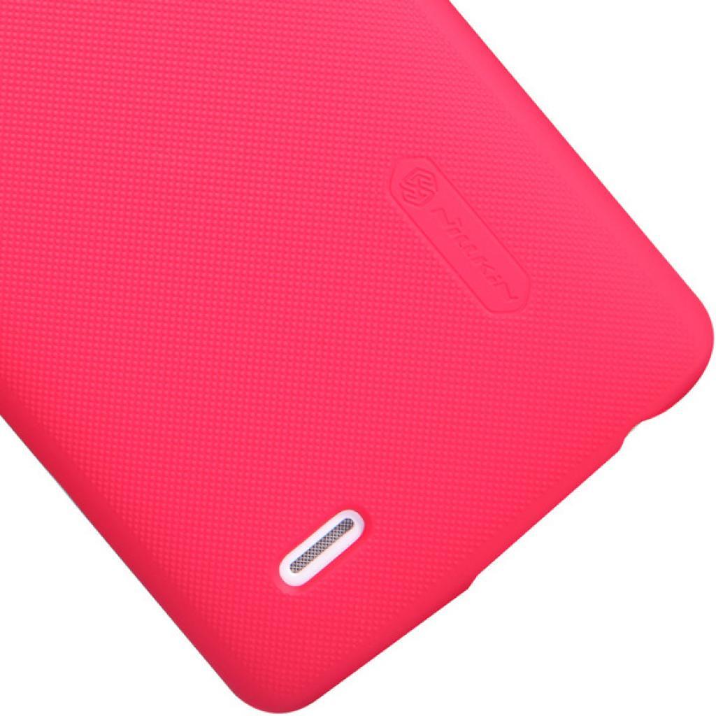 Чехол для моб. телефона NILLKIN для LG Optimus GIII /Super Frosted Shield/Red (6154946) изображение 4