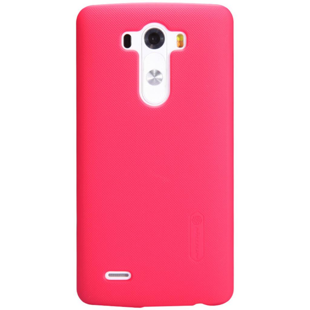 Чехол для моб. телефона NILLKIN для LG Optimus GIII /Super Frosted Shield/Red (6154946)