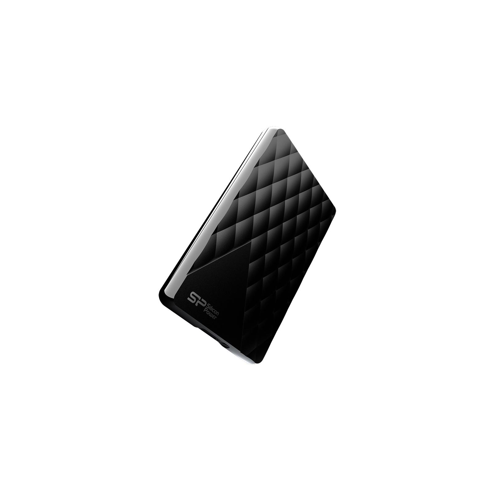 """Внешний жесткий диск 2.5"""" 1TB Silicon Power (SP010TBPHDD06S3K) изображение 3"""