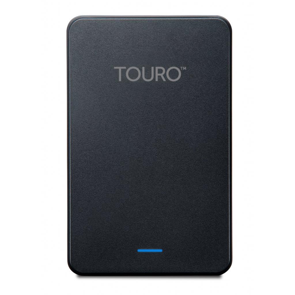 """Внешний жесткий диск 2.5"""" 500GB Hitachi HGST (0S03797 / SOLMU3EA5001ABB)"""